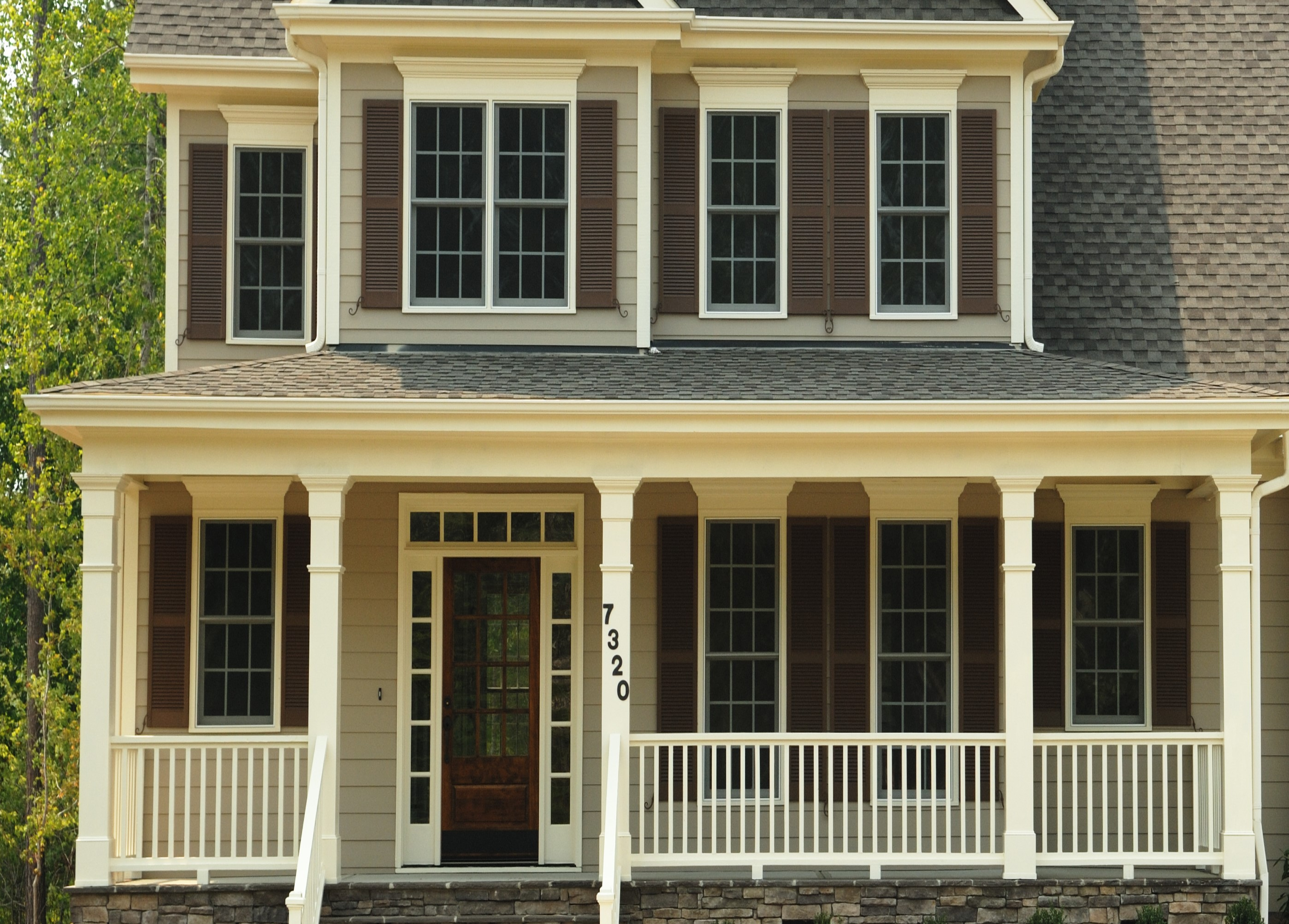 Custom Pvc Window Surrounds Exterior Trim Specialties Llc